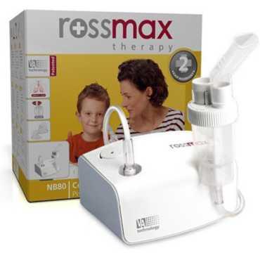 Rossmax NB80 Nebulizer - White
