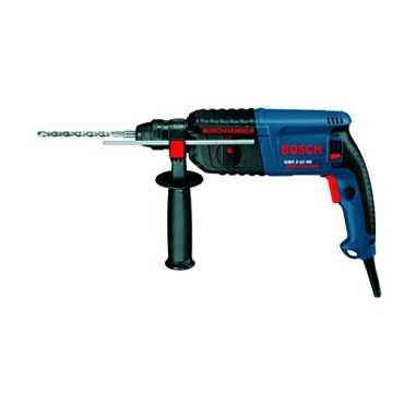 Bosch GBH2 22RE Hammer Drill - Blue