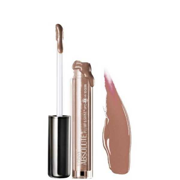 Lakme  Absolute Plump and Shine Lip Gloss (Beige Shine)