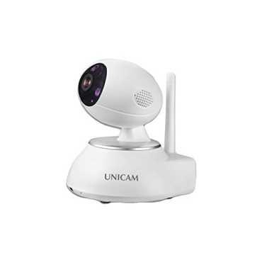 Unicam UC-HIPC-PT960-IR HIPC IP Camera - Red