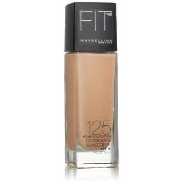 Maybelline Fit Me Foundation SPF 18 Nude Beige 125