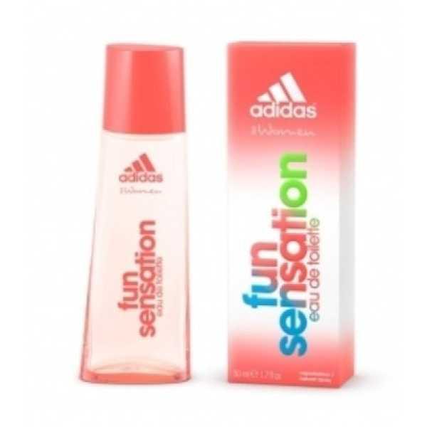 Adidas Fun Sensation EDT For Women  50 ml