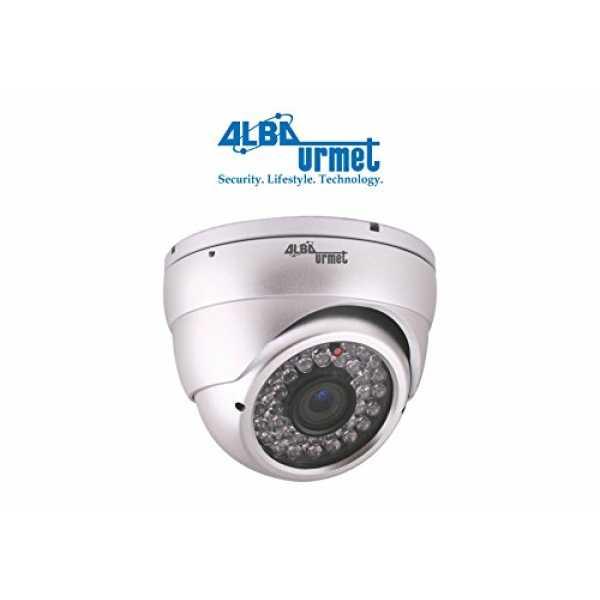 ALBA URMET 800TVL 3.6mm 24 IR LED Dome CCTV Camera