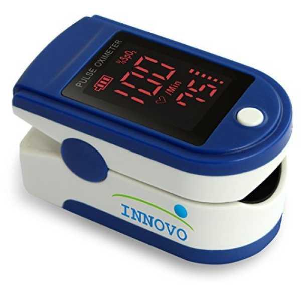 Innovo INV 430J Fingertip Pulse Oximeter