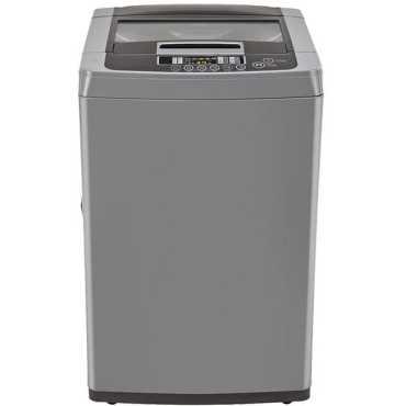 LG T8067TEELH/DLH 7 Kg Fully Automatic Washing Machine - Silver