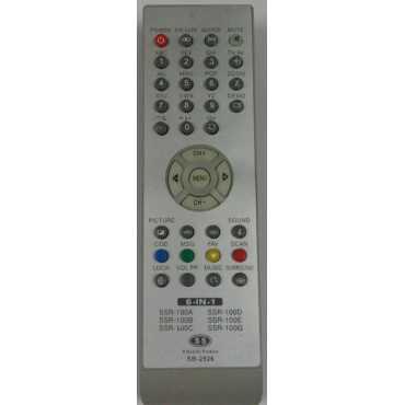 MEPL Compatible Sansui Ssr 100-E Remote Control