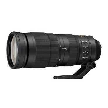 Nikon AF-S NIKKOR 200-500 mm f/5.6E ED VR Lens - Black