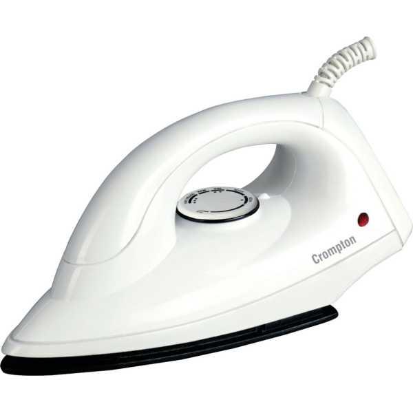 Crompton Greaves CG-DMI Dry Iron - White