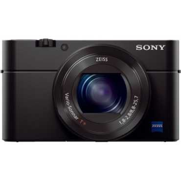 Sony DSC-RX100M3 Digital Camera - Black