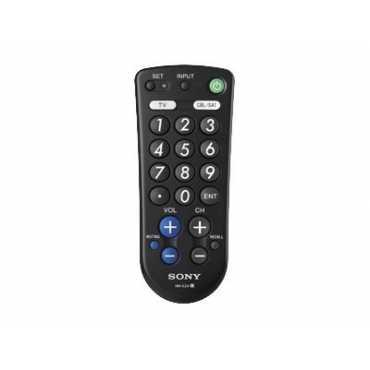 Sony RM-EZ4 BC2 Universal Remote Controller - Black