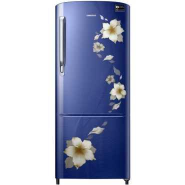 Samsung RR20T172YR2 192L 3 Star Direct Cool Single Door Refrigerator Star Flower