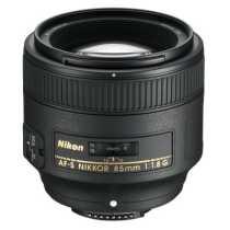 Nikon AF-S Nikkor 85mm f 1 8G Lens