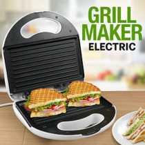 Nova NT-200G 2 Slice Grill Sandwich Maker