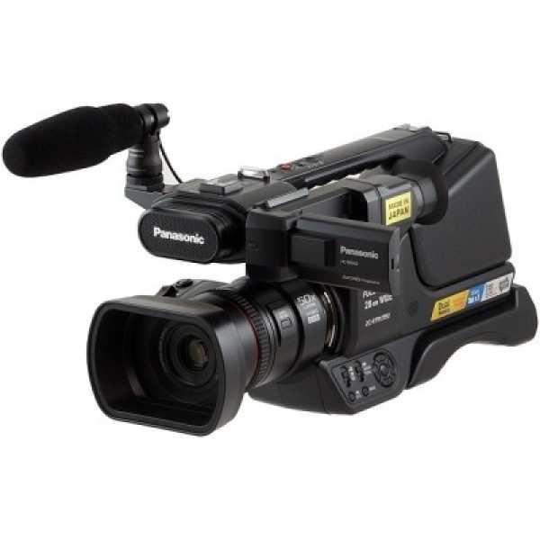 Panasonic HC-MDH2M Camcoder - Black