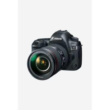 Canon EOS 5D Mark IV DSLR Camera (EF 24-105mm f/4L IS II USM Kit Lens)