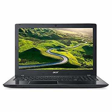 Acer Aspire E5- 575G-51A Laptop - Black