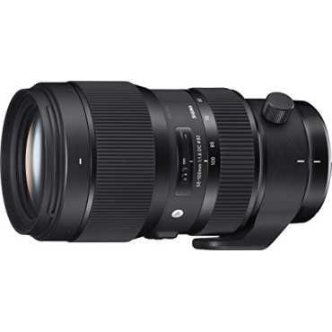Sigma 50-100mm F/1.8 DC HSM Art Telephoto Lens (For Canon Dslr ) - Black