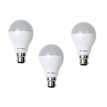 VPL India 5W Cool Day Light LED Bulb (Pack of 3) - White