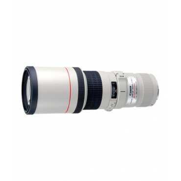 Canon EF 400mm F/5.6L USM Super Telephoto Lens - Black