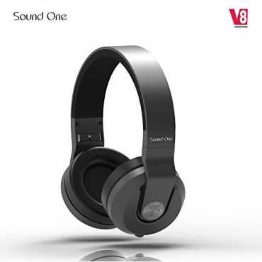 Sound One V8 Bluetooth Headset - Black