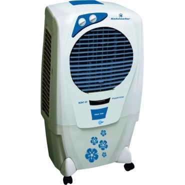 Kelvinator Phantom KDC 55 Desert 55L Air Cooler - White