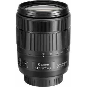 Canon (18-135 MM) NANO USM Lens - Black