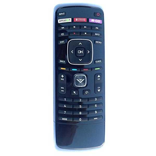 Beyution XRT112 TV Remote Control (For Vizio TV)