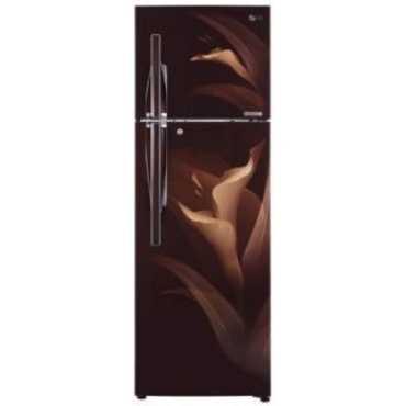 LG GL-T402JALU 360 L 3 Star Frost Free Double Door Refrigerator