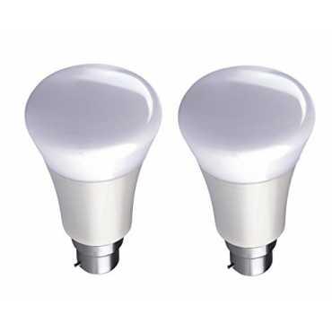 Syska SSK-PAP 9W B22 LED Bulb (White, Pack of 2)