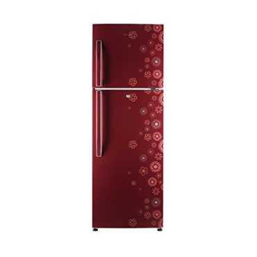 Haier HRF-2673CRC 247 Litres 4 Star Double Door Refrigerator
