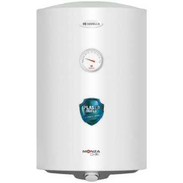 Havells Monza Dx 10 Litres Storage Water Geyser - White