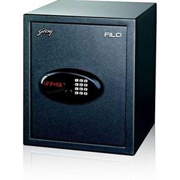 Godrej Filo Digital 40 Electronic Safe Locker - Black