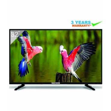 Nacson NS32HD1 32 Inch HD Ready LED TV - Black