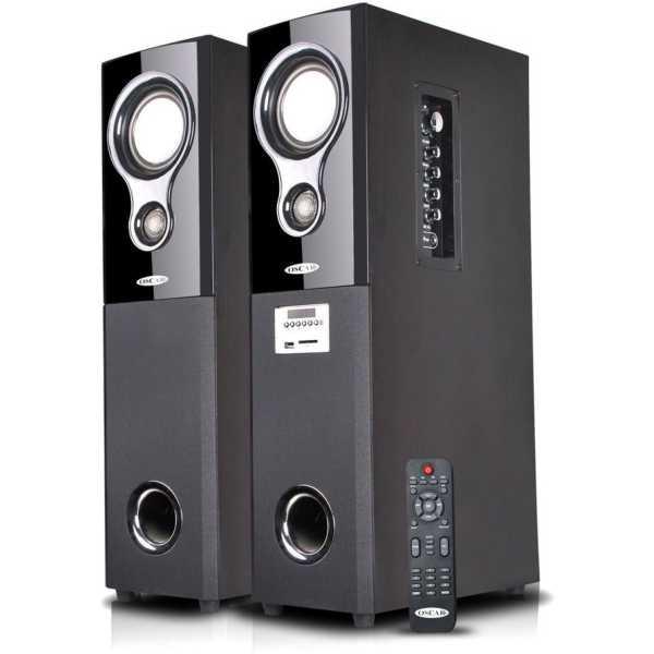 Oscar  OSC-16600BT 2.0 Speaker System