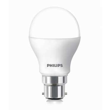 Philips 9.5W B22 806L White LED Bulb - White