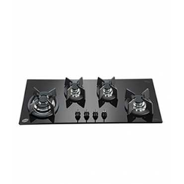 Glen GL-1094 TR 4 Burner Built In Hob Auto Ignition Gas Cooktop