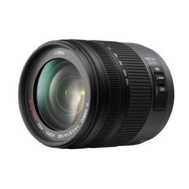 Panasonic Lumix G Vario HD 14-140mm F4 0-5 8 ASPH MEGA OIS Lens