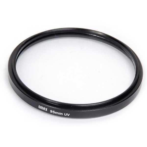Omax 95 mm UV Filter
