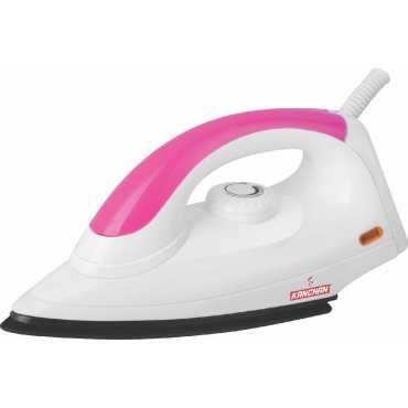 Kanchan Finax 1000W Dry Iron - White