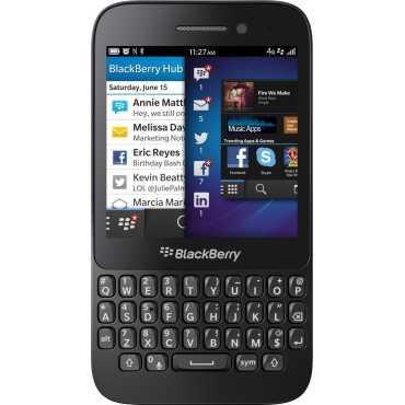 BlackBerry Q5 - Red