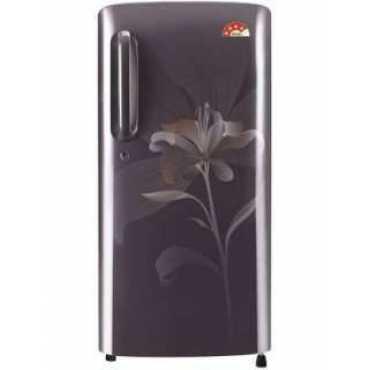 LG GL-B221AGLS 215 L 4 Star Direct Cool Single Door Refrigerator