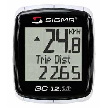 Sigma Sport BC 12.12 Cycle Computer