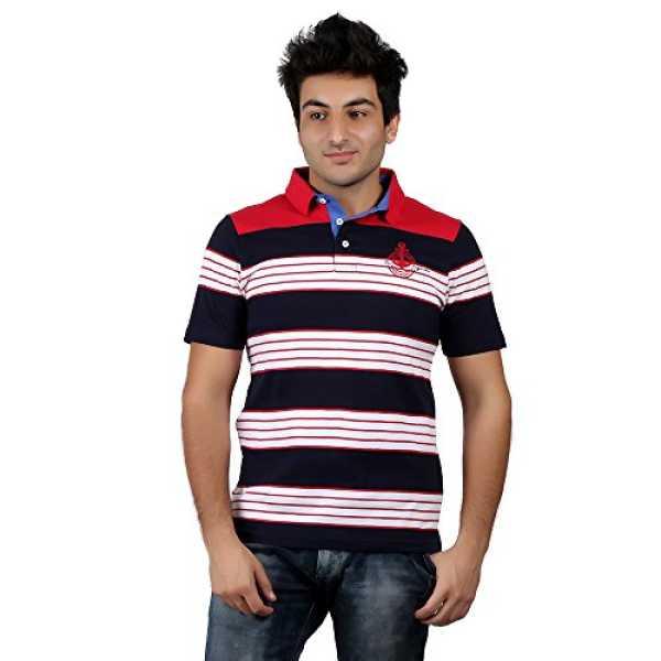 Numero Uno Red Stripes T-shirts