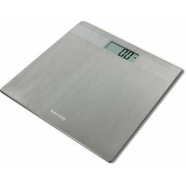 Salter 9059 Digital Weighing Scale - Steel | Grey