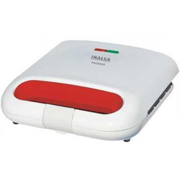 Inalsa Phoenix Sandwitch Toaster - White