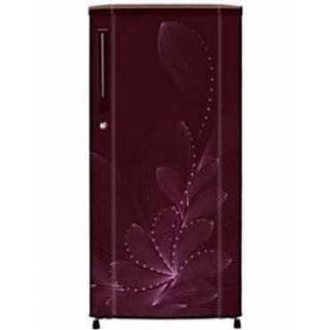 Haier HRD-1953BRO 195 L 3 Star Direct Cool Single Door Refrigerator