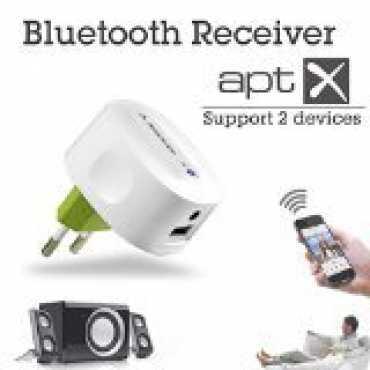 Avantree Roxa Bluetooth 4.0 Music Receiver - White