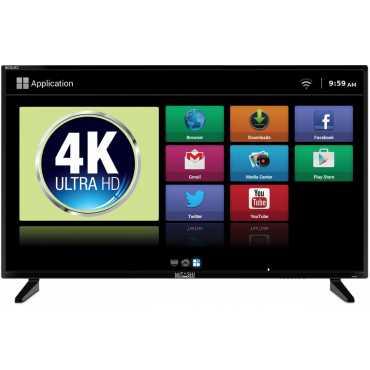 Mitashi  MiDE040v03 FS 40 Inch Ultra HD 4K Smart LED TV
