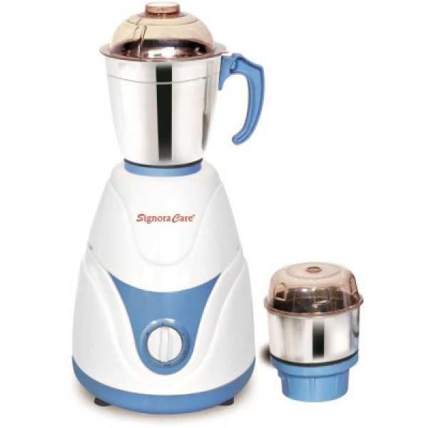 Signoracare Eco Plus SCEP-2911 500W Mixer grinder - White