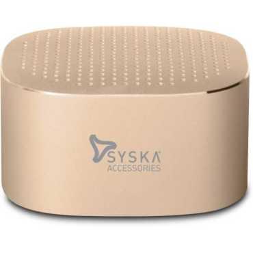 Syska BEAT Portable Bluetooth Speaker